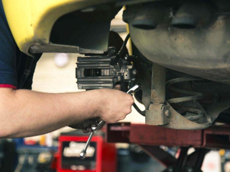 Domestic Automotive Maintenance