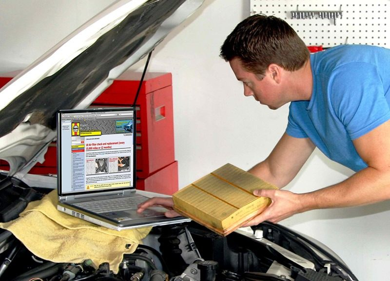 Automotive Repair Manuals