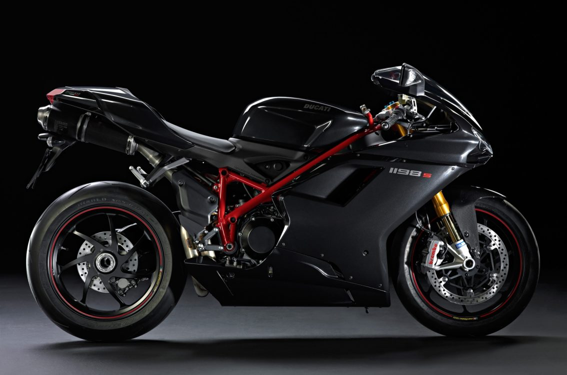Ducati 1198S Bike Review