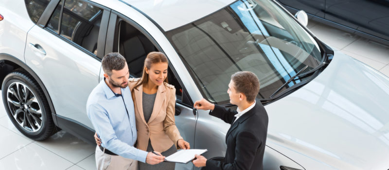 Vehicle Reselling